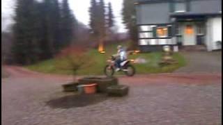 10. KTM 125 exc Champions Edition 2010 KINI RedBull
