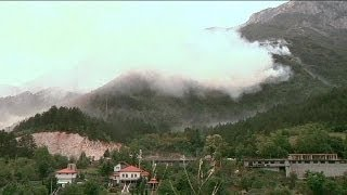 الحكومة البوسنية تطلب مساعدة دولية لإخماد حرائق تلتهم مساحات شاسعة من الغابات