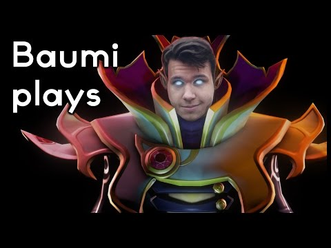 Dota 2 | YOU GOTTA SEE THIS GAME MAN!! | Baumi plays Invoker (видео)