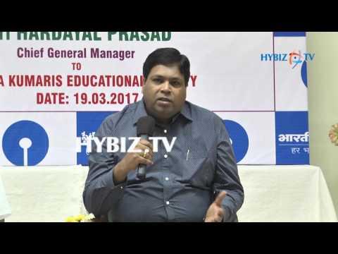 Hardayal Prasad-State Bank of India CSR Activity