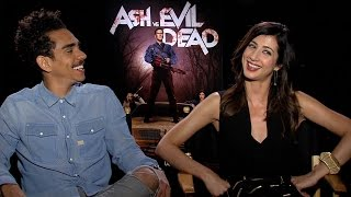'Ash vs. Evil Dead' Cast Do Bruce Campbell and Sam Raimi Impressions