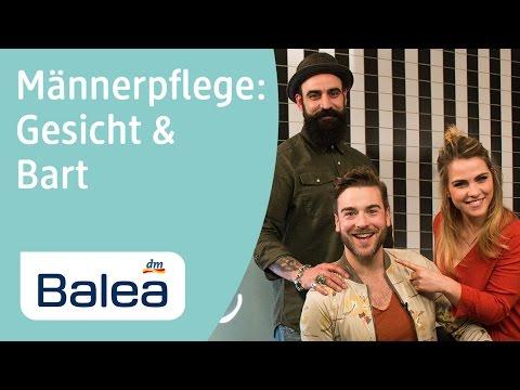 Tägliche Gesichts- und Bartpflege für richtige Männer - so geht's | Balea Badvergnügen #9