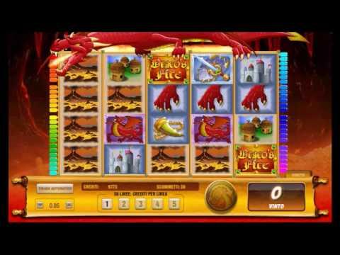 Vlt Draco's Fire Online - Casinoslotgratis.it