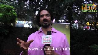 Vincent Asokan at Thottal Thodarum Movie Special Screening