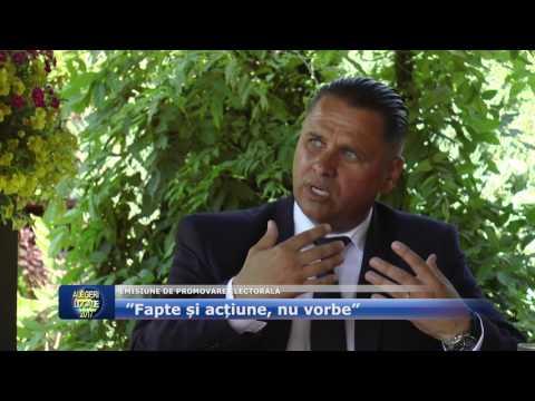 Emisiune electorala – ALDE Baicoi