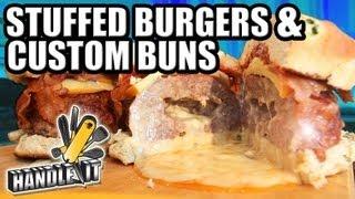 Handle It - Stuffed Burgers & Custom Buns