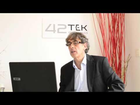 42TEK se muestra en Focus Innova Pyme 2015