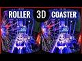 Download Lagu 🔴 Best VR Top 2 Roller Coaster 3D VR Videos 3D SBS for Virtual Reality VR BOX 360 Split Screen Mp3 Free