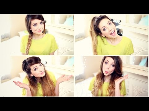 Original Pretty Hairstyle Quick And Super Easy   Trusper