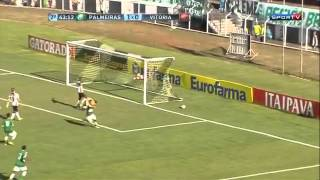Copa São Paulo 2015 Palmeiras 2 x 0 Vitória 20-1-2015.