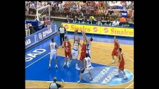 Spain play Serbia & Montenegro in this 2005 European Championship group stage match. Full game in Spanish.👍 and subscribe for more international basketball videos ► http://bit.ly/SubWorldBasketballBox score ► http://www.fiba.com/pages/eng/fe/12/olym/p/gid/2/grid/D/rid/4316/sid/3769/game.html