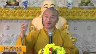Thuật dưỡng sinh để sống hạnh phúc - TT. Thích Nhật Từ - 23/01/2016
