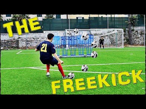 THE FREEKICK CHALLENGE !!