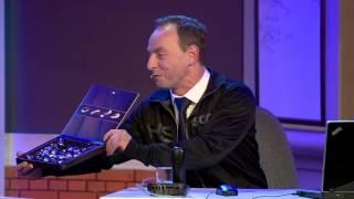 Skecz, kabaret = Kabaret Moralnego Niepokoju - Pan Mrugalski i kolega z pracy