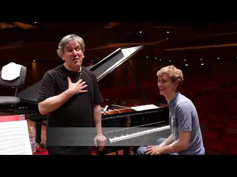 Antonio Pappano - Jan Lisiecki - Chopin 7, 8 e 9 giugno 2018