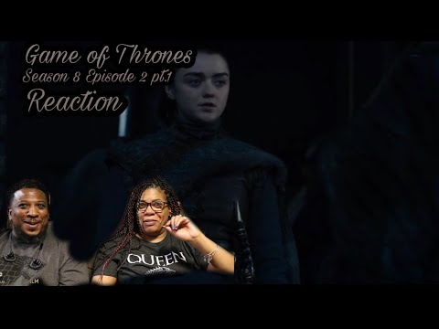 """Game of Thrones Season 8 Episode 2 pt.1   REACTION! """"A Knight of the Seven Kingdoms"""""""