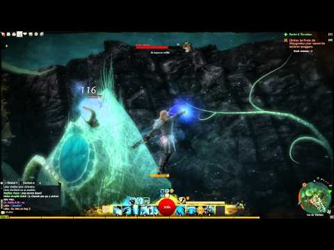 gw2 underwater - A human Guardian exploring underwater content. Press Beta #2- Guild Wars 2 www.jeuxonline.info.