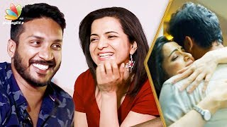 Video Dhivyadharshini & Sathish about their first love | Interview | Gautham Menon | Ulaviravu Song MP3, 3GP, MP4, WEBM, AVI, FLV Desember 2018