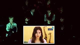 Video BTS reaction to Twice full GMA 2018 (Heartshaker, what is Love, DTNA, VCR, Yes or yes) MP3, 3GP, MP4, WEBM, AVI, FLV November 2018