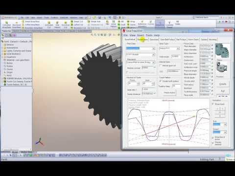 Geartrax for SolidWorks