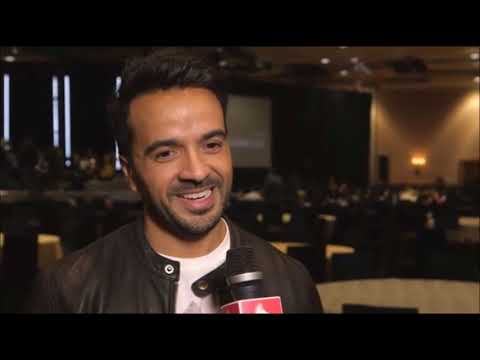 Luis Fonsi: Ensayos Persona del Año - Latin Grammy 2017