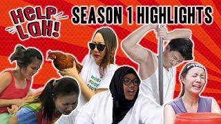 Video HELP LAH! Season 1 Highlights MP3, 3GP, MP4, WEBM, AVI, FLV November 2018