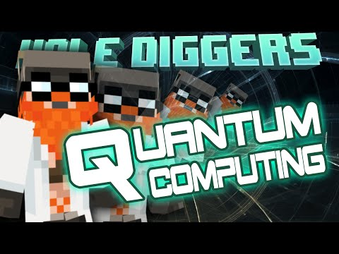 Computing - Minecraft mod fun! Up on the mighty space doughnut, also known as Dwarf Star, Simon and Duncan follow the precise instructions of their earthbound friend Lewis in the pursuit of making a quantum...