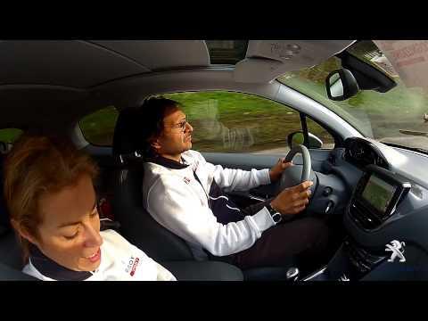 Monza Rally Show 2012: Ricognizioni pre-gara – Peugeot Italia