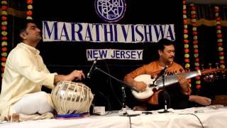SOORBAHAR 2013 - Anirban Dasgupta ( Sarod ) Kaushi Kanada Gat