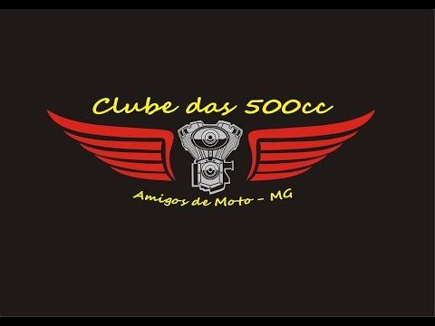 Clube das 500cc - Passeio em Desterro do Melo. Comer Pastel jogando conversa fora