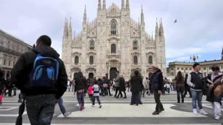 Milano - Un tour en Italie