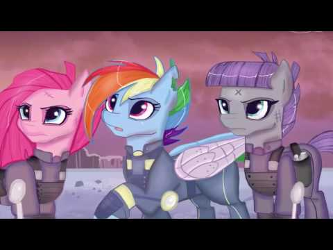 MLP - In the army now
