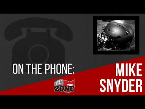 Cleveland Browns-Mike Snyder 8-10-18