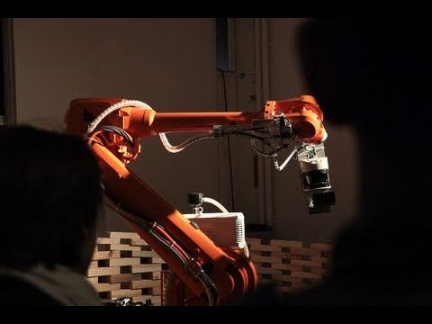 Robots: the future of building? (UCL)