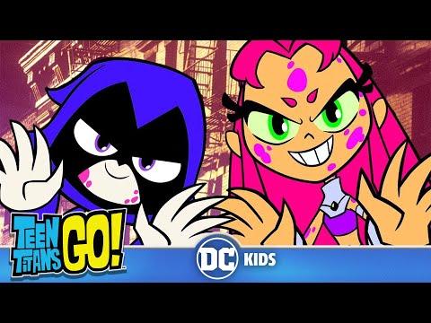 Teen Titans Go! auf Deutsch | Cooties! | DC Kids