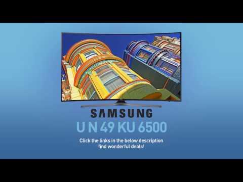 SAMSUNG UN49KU6500 ( KU6500 ) 4K UHD TV // FULL SPECS REVIEW