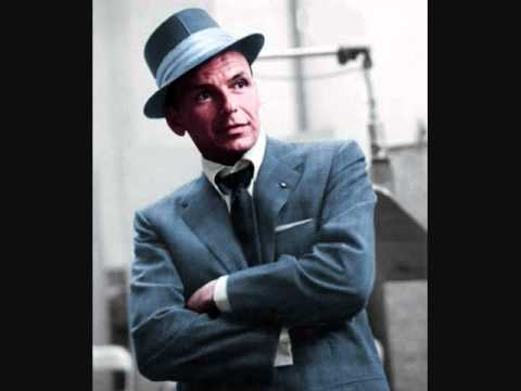 Frank Sinatra - It happened in Monterey lyrics