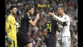 Video Best Football Fights of 2017\2018 Part 2 ⚽ ft Cristiano Ronaldo,Neymar,Messi,Sergio Ramos⚽ HD 1080i MP3, 3GP, MP4, WEBM, AVI, FLV Maret 2019