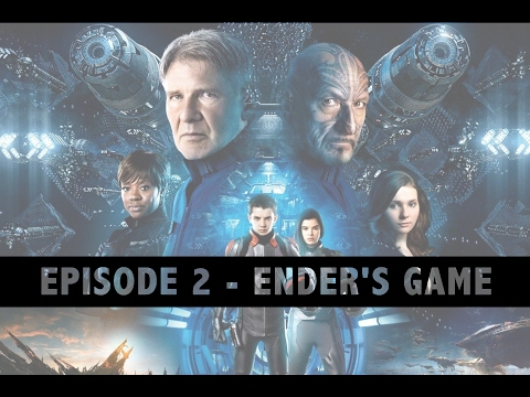 The Hateful Mate Podcast Ep 2 - Ender's Game