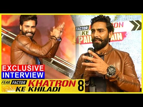 Manveer Gujjar Exclusive Interview | Khatron Ke Kh