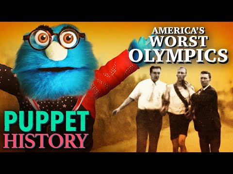 The Disastrous 1904 Olympic Marathon • Puppet History