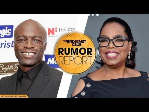 Seal Slams Oprah For 'Ignoring Rumors' About Harvey Weinstein