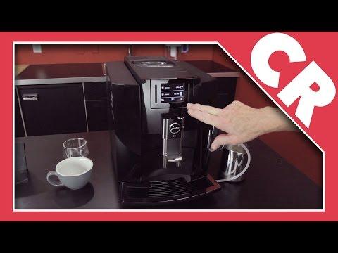 Jura E8 Superautomatic Espresso Machine | Crew Review