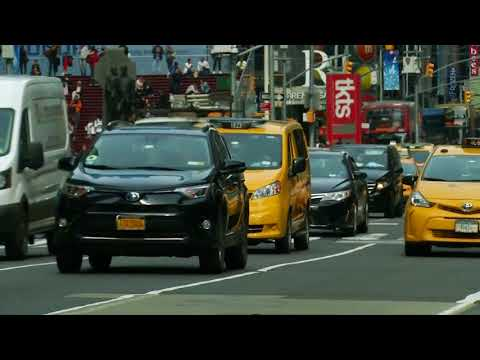 New York cabbies rally against ridesharing apps
