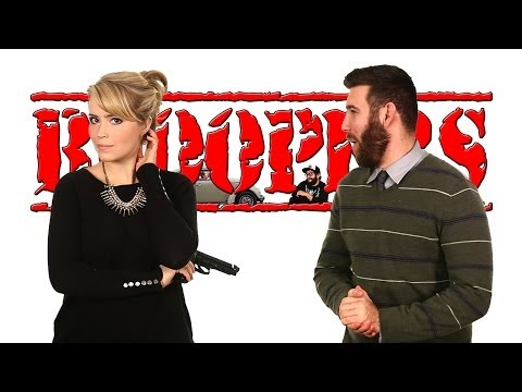 ross - Lee shows you how to use a gun, the men of SourceFed show you their resistance to cars, and new adventures of KNIGHTSCOPE and LEE on BLOOPERS. Buy some aweso...