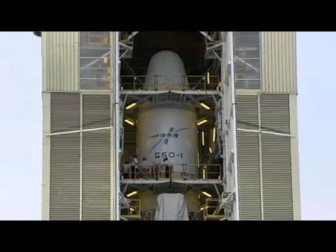 Frankreich: Neuer Satellit zur