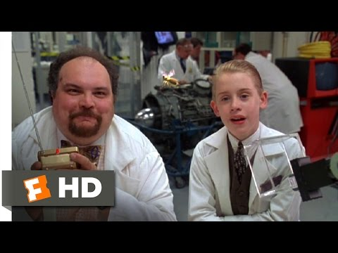 Richie Rich (2/7) Movie CLIP - Robo-Bee (1994) HD