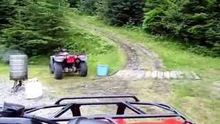 7. 2012 Honda Four Wheeler