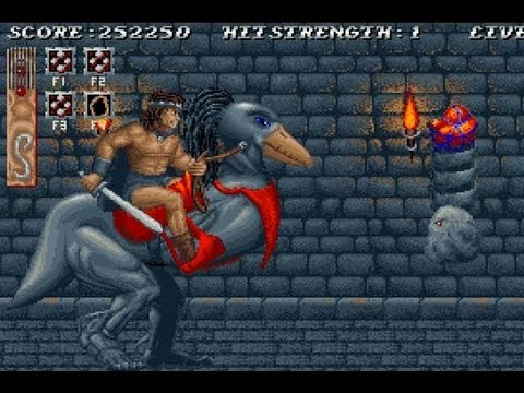SODAN - Sword of Sodan Review. Classic Game Room presents a CGRUndertow review of Sword of Sodan, regrettably developed by Innerprise and published by Electronic Art...