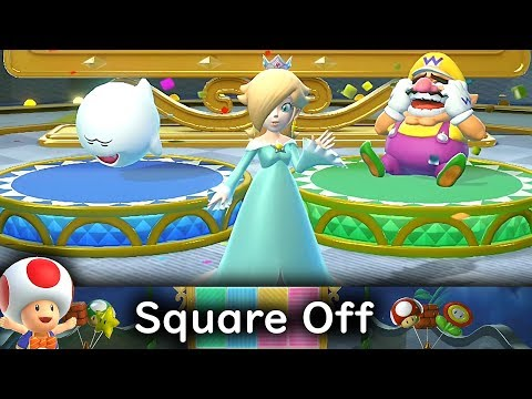Super Mario Party Square Off ◆ Rosalina Master Difficulty #7